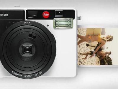 Leica muestra su carácter nostálgico con Sofort, su primera (y preciosa) cámara instantánea