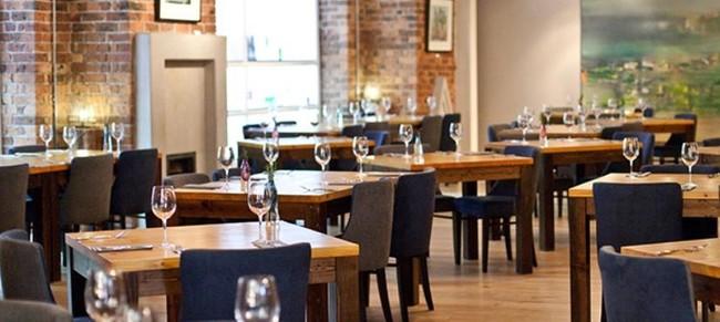 Restaurantes en espacios industriales