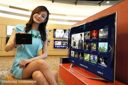 Samsung ya ofrece en Corea su kit de actualización para sus televisores
