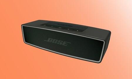 Sonido de calidad a precio ajustado: el altavoz Bluetooth Bose SoundLink Mini II ahora por 132 euros en PcComponentes