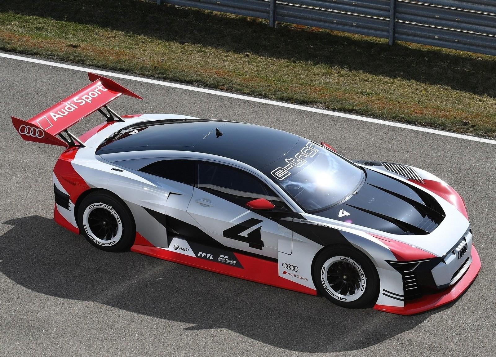 Foto de Audi e-tron Vision Gran Turismo Concept (8/12)