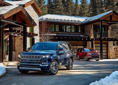 Jeep Grand Wagoneer y Wagoneer 2021: dos titanes V8 con todo el lujo y exceso estadounidense que estabas esperando