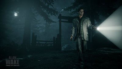 'Alan Wake' llegará a Steam en febrero. Requisitos mínimos