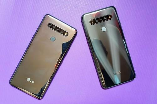 LG K51S y K61, primeras impresiones: la gama media de LG para México se viste de gala con cuatro cámaras y agujero en pantalla