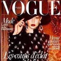 Vogue Paris: Gigi Hadid