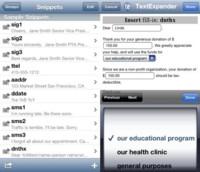 Mal trago para TextExpander: Apple retira su aplicación oficial de iOS