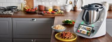 41 recetas de dieta con Thermomix para adelgazar o mantener el peso bajo control