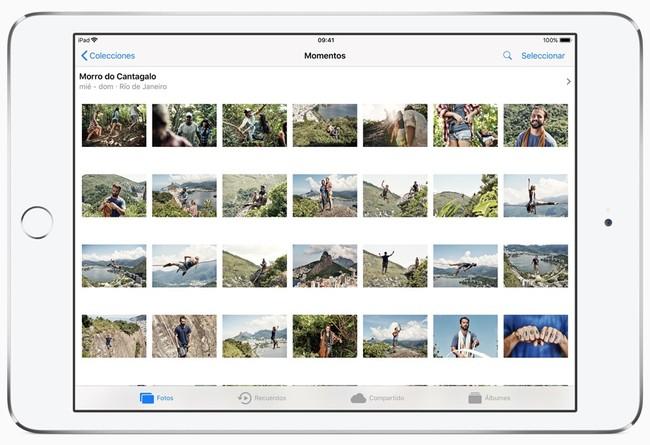 Ipad Fotos Icloud