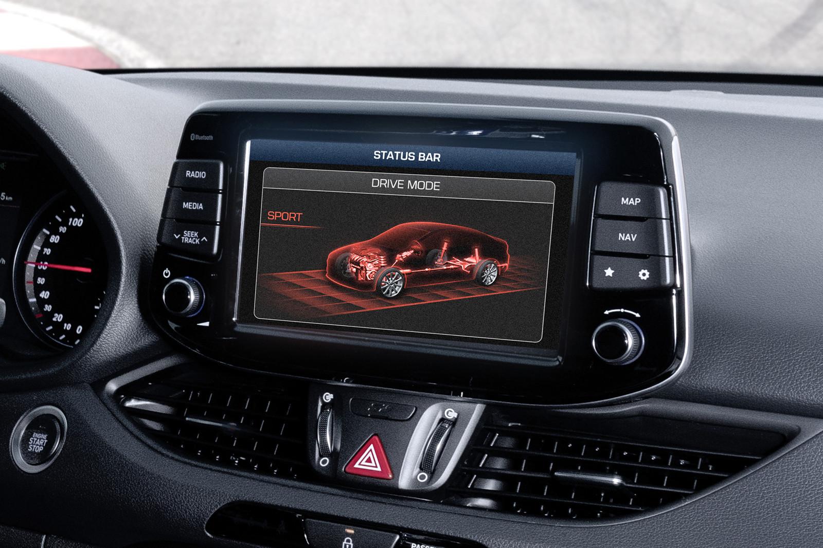 Foto de Hyundai i30 Fastback N 2019 (presentación) (93/125)