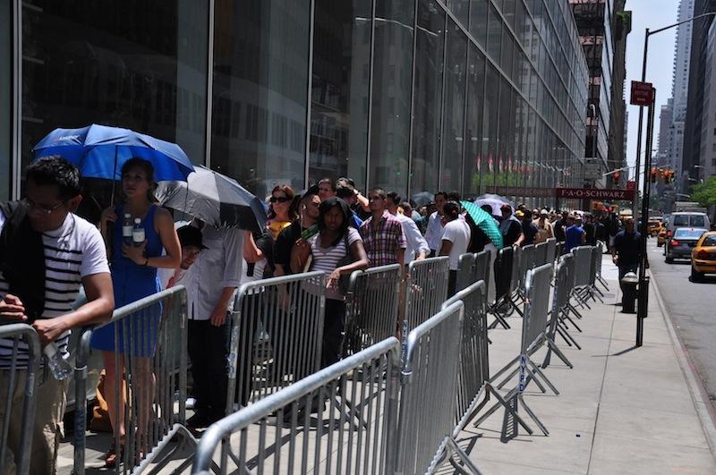 Foto de Lanzamiento iPhone 4 en Nueva York (43/45)