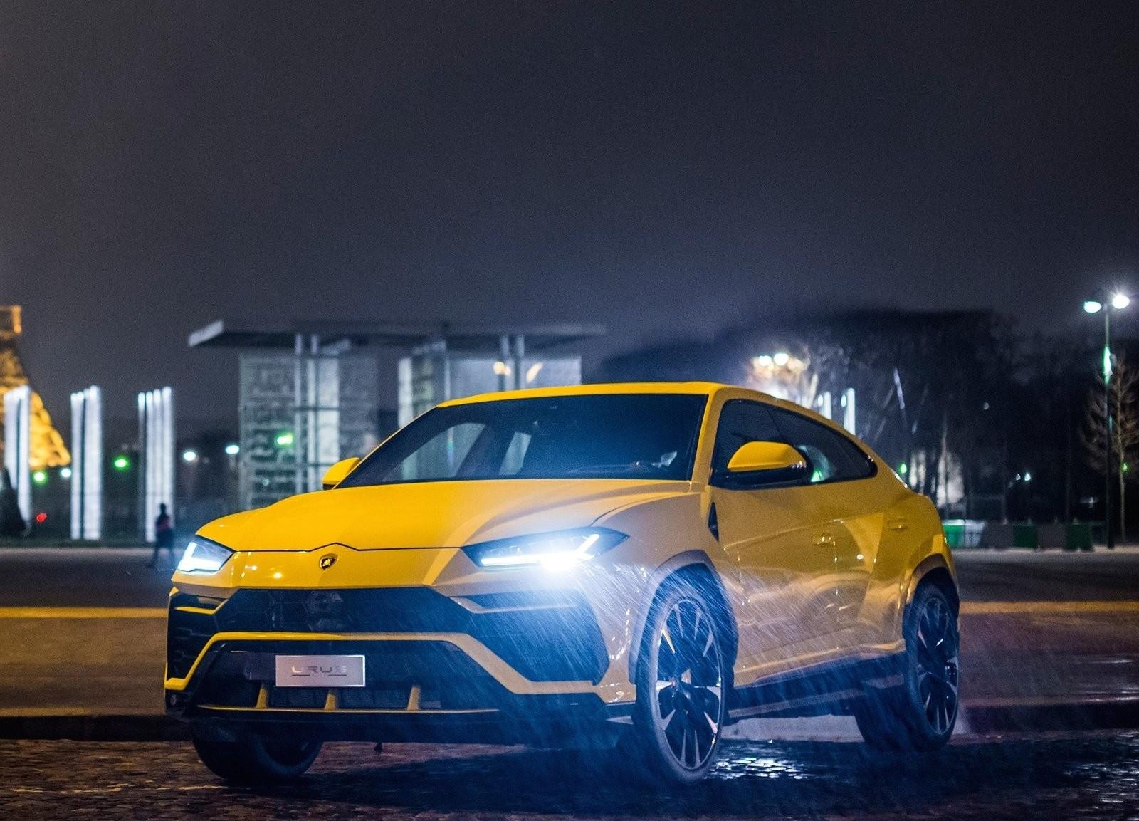 Foto de Lamborghini Urus (14/76)