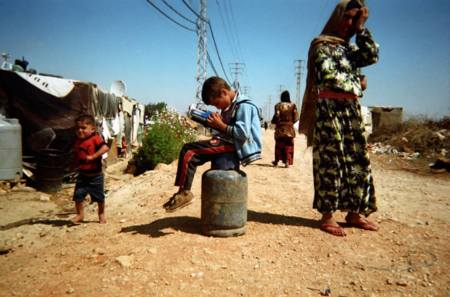 Zakira Unicef Lebanon Siria Ninos Fotografia Terapeutica 2