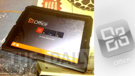Microsoft Office para iPad