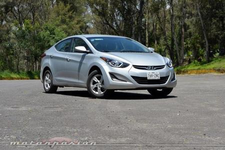 Hyundai Elantra GLS, prueba (parte 2)