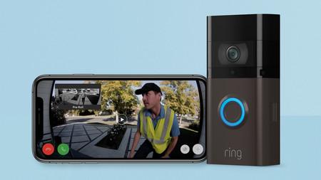 Ring Video Doorbell 3 Mexico 2