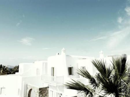 El hotel más hermoso y cotizado de todo Mykonos