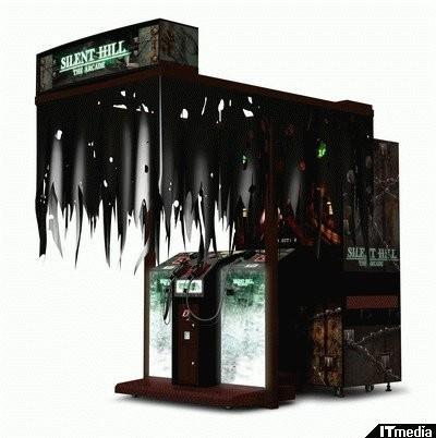 Silent Hill The Arcade, de Konami