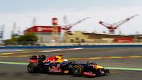 Comienza el Gran Premio de Europa con Sebastian Vettel en lo más alto