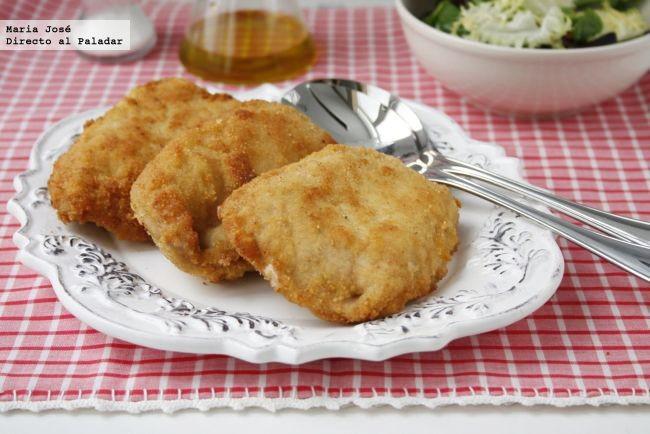Libritos rellenos de jam n y queso receta de cocina f cil for Comida facil y sencilla