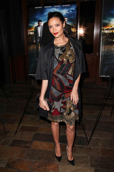Thandie Newton Louboutin