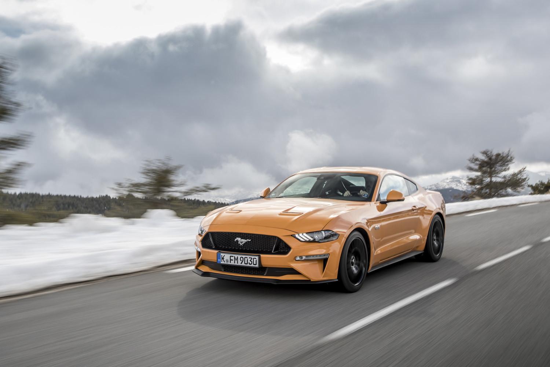 Foto de Ford Mustang 2018, toma de contacto (100/159)