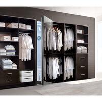 LG Vapor Cleaner Styler: este armario elimina las bacterias de la ropa, plancha y seca y se puede controlar desde el móvil