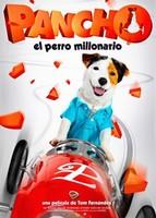 'Pancho', cartel y primer tráiler de la película sobre el perro más rico de España