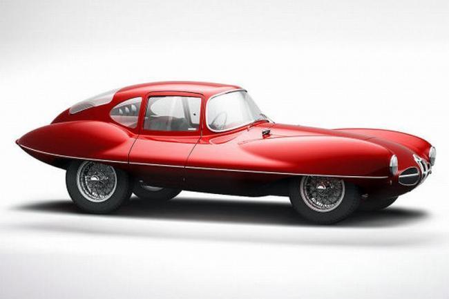 Carrozzeria Touring Disco Volante Concept