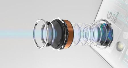 Camara Smartphone Optica