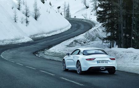 Alpine A110 Pure y A110 Légende