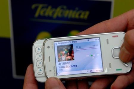 Nokia N86 8MP Comes With Music aterriza en España con barra libre de música