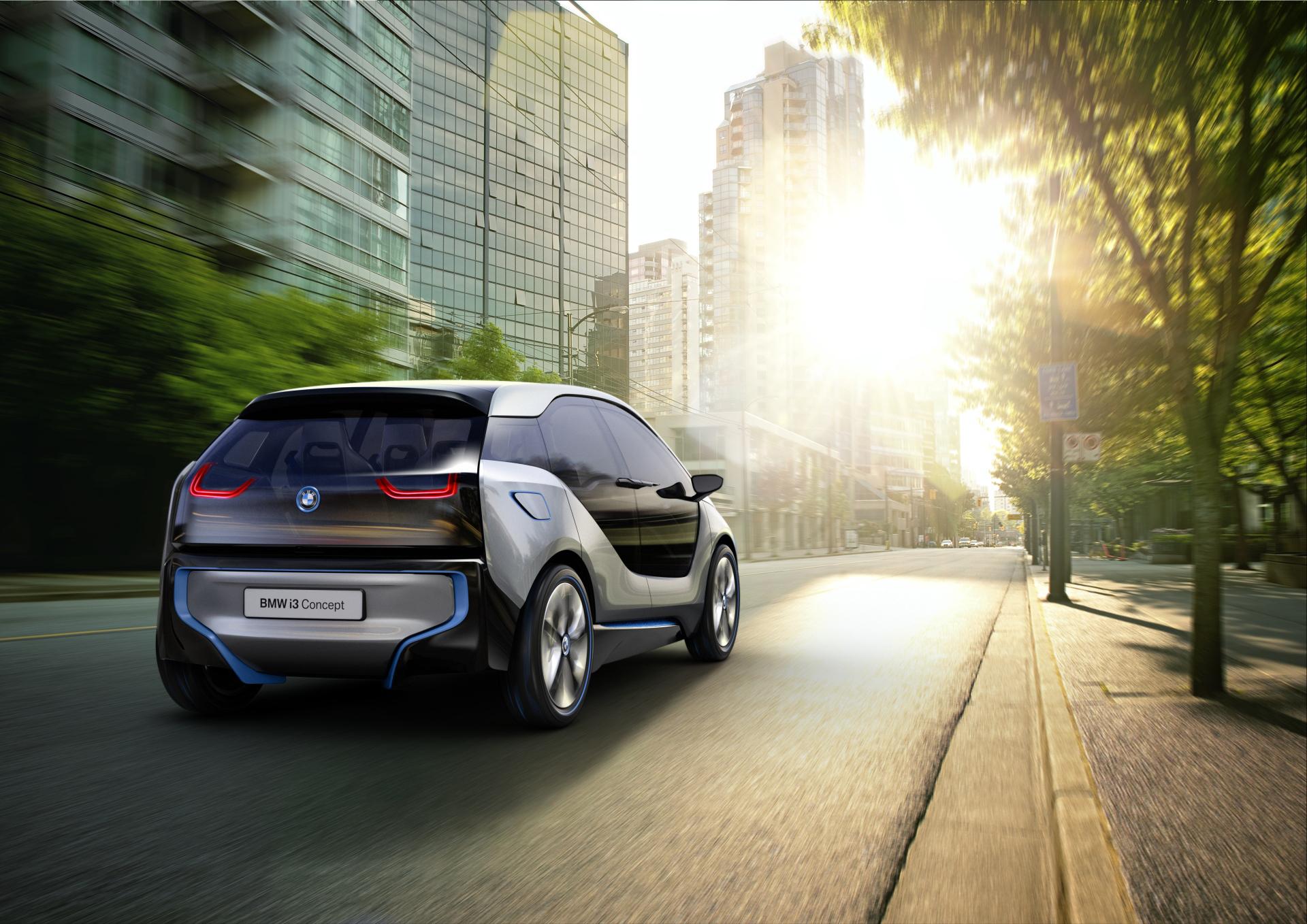 Foto de BMW i3 Concept (10/11)