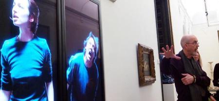 El siempre cautivador Bill Viola y su diálogo con las Bellas Artes