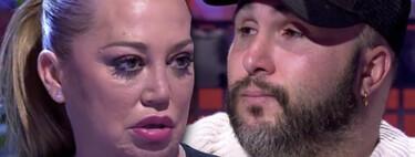 """Kiko Rivera se rebela contra Belén Esteban por su férrea defensa de Isabel Pantoja: """"Estoy harto de que intentes justificar a mi madre"""""""