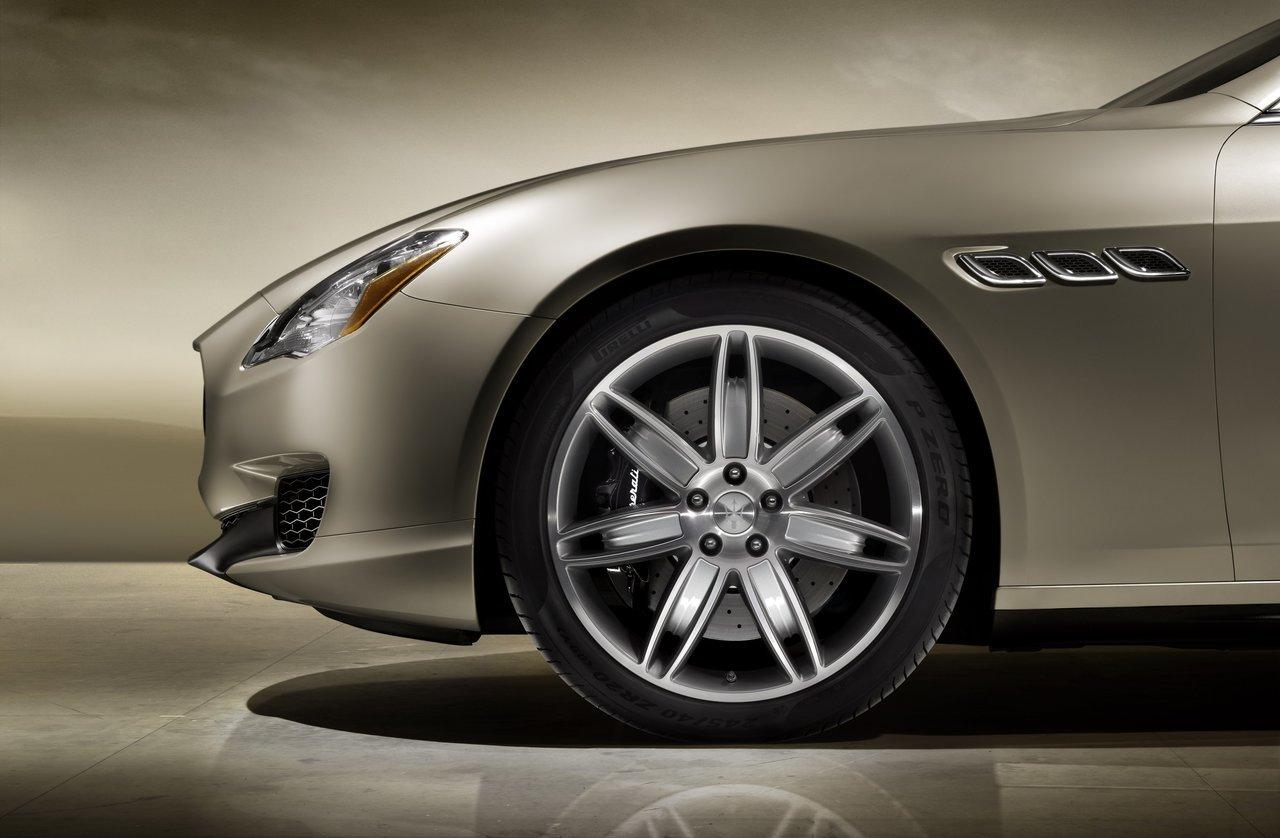 Foto de Maserati Quattroporte (2013) (1/47)