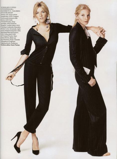 Foto de Twenty8twelve en la revista Vogue Julio (1/4)