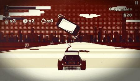 Dead End para Android, un juego de carreras retro con zombis para atropellar