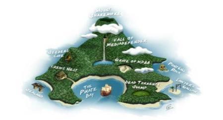 The Pirate Bay vuelve a actualizar su web dándonos nuevas pistas sobre su regreso