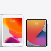 Filtrados detalles de última hora del iPad mini: pantalla de 8,38 pulgadas y lanzamiento en octubre