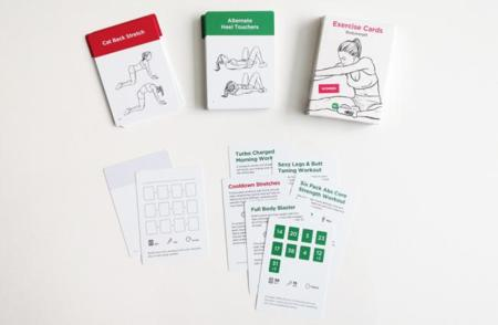 Exercise Cards