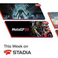 Chronos: Before the Ashes y MotoGP 20 entre los juegos que formarán parte de Stadia Pro en junio