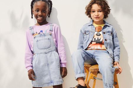 H&M lanza una colección de 'Looney Tunes' para niños y niñas que incluye sudaderas, camisas y zapatillas