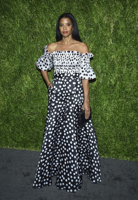 Renée Elise Goldsberry look cfda