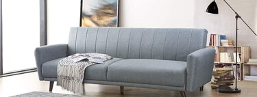 Low cost y diseño no están reñidos: 7 sofás de Amazon por menos de 300 euros