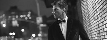 Johannes Huebl redefine la elegancia en la nueva colección de fiesta de Massimo Dutti