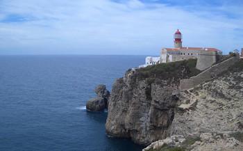 Faros (III) : San Vicente, Portugal
