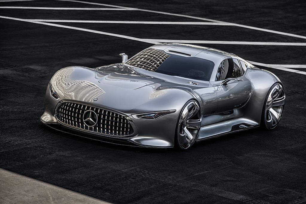 Foto de Mercedes-Benz AMG Vision Gran Turismo (12/20)