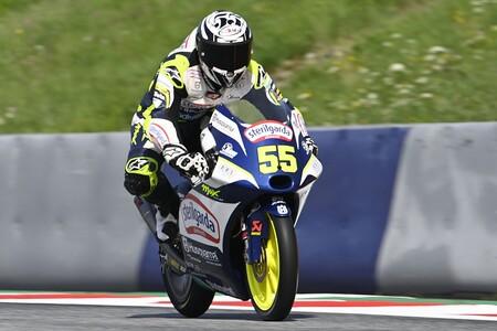 Fenati Austria Moto3 2021