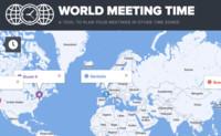 World Meeting Time: que las zonas horarias no vuelvan a ser un obstáculo para cualquier encuentro online