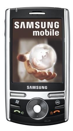 Samsung i710 con 7.2 megapixels